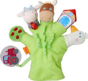Haba spielhandschuh Farm 25 cm Junior Polyester grün