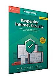 Kaspersky Internet Security 2020 - 1 Lizenz(en)