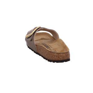 Birkenstock Madrid Big Buckle BF Damen Sandale, Größe:39 EU