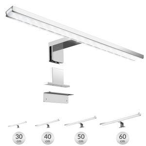 LED Spiegelleuchte Bad Spiegellampe Schrankbeleuchtung Badleuchte Beleuchtung, Größe:S