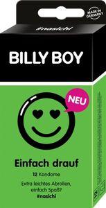 BILLY BOY Einfach Drauf 12 St. SB-Pack. - Farbe: Transparent