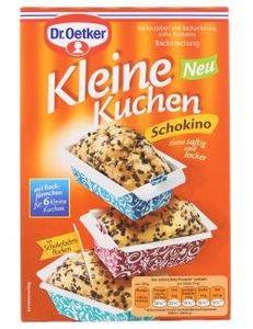 Dr. Oetker Kleine Kuchen Schokino, 245 g