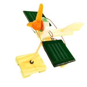 DIY Solarbetriebene Elektrische Lüfter Modell Bausätze Kit Pädagogisches Spielzeug