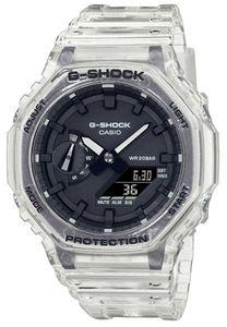 Casio G-Shock Uhr GA-2100SKE-7AER Armbanduhr transparent
