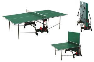 Sunflex Hobby Indoor Tischtennisplatte, originale Turniermaße & extrem stabil