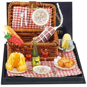 001.760/7 - Picknickkorb, Miniatur