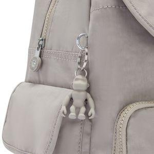 Kipling City Pack Grey One Size