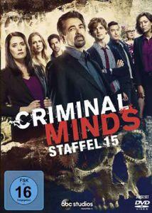 Criminal Minds Staffel 15 (finale Staffel) - Disney  - (DVD Video/ TV-Serie)