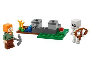 Lego Polybag 30304 Minecraft Die Skelett Abwehr