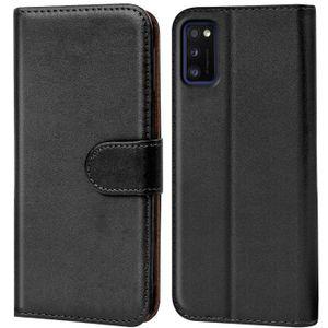 Book Case für Samsung Galaxy A41 Hülle Tasche Flip Cover Handy Schutz Hülle
