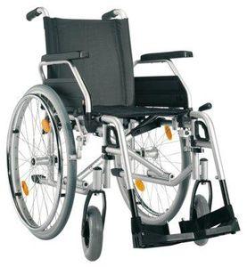 Rollstuhl S-ECO 300 SB 49 cm FeBr Rollstuhl mit Duoarmlehnen