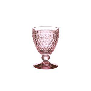 Villeroy & Boch 2 x  Weissweinglas rose Boston coloured Vorteilsset 2 x  Art. Nr.  1173090034 und Gratis 1 Trinitae Körperpflegeprodukt
