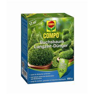 COMPO Buchsbaum- und Ilex Langzeit-Dünger 850 g
