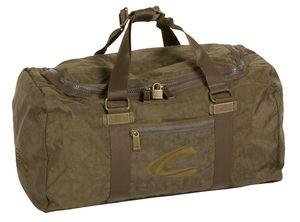 leichte braune Sporttasche, Reisetasche, Saunatasche von camel active