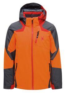 Spyder Boy's Leader Jacket Kinder Skijacke, Größe:140