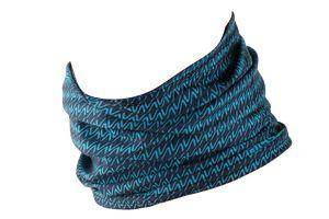 Multifunktionstuch in versch. Farben, M.Tuch:Blue Check Marks