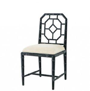 Casa Padrino Luxus Designer Stuhl Schwarz - Limited Edition