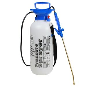 Pflanzensprüher Drucksprüher 8 Liter Sprühgerät Drucksprühgerät Gartenspritze 8L