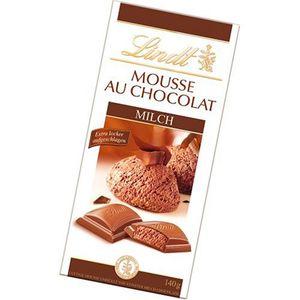 Lindt Vollmilch-Mousse-Füllung in edler Vollmilch-Schokolade 140g