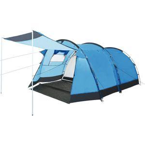 Huicheng Tunnel-Campingzelt 4 Personen Blau