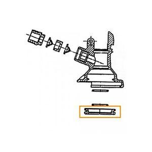 Hauptdichtung für Keg - Verschluss (Korb-Fitting) (Micro Matic und Hiwi)