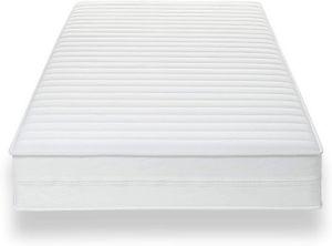 Comfort Foam Matratze, 7 Zonen, Kaltschaum-Rollmatratze, Härte H2 H3,  Germany (90 x 200 cm, H2)