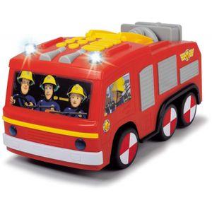 Dickie Toys - Spielfahrzeuge, Feuerwehrmann Sam Super Tech Jupiter; 203096001