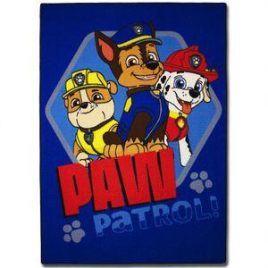 Kinderteppich Paw Patrol Ready 133x95cm Teppich Kinderzimmer Spielteppich