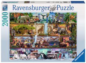 Ravensburger Aimee Steward: Großartige Tierwelt Puzzle