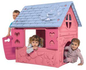 thorberg MyFirst Spielhaus Kinderspielhaus rosa ( EU) Kinderhaus
