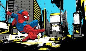 RoomMates wandaufkleber Spiderman Vinyl 91 x 152 cm