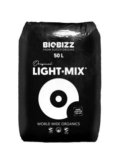 BioBizz Light Mix Erde 50l