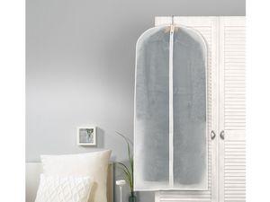 Kleiderschutzhülle Kleidersack Kleiderhülle Bettdeckenhülle Unterbettkomode Kleiderschutzhülle 60 x 135 cm