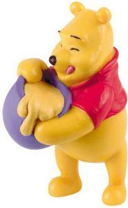 Bullyland 12340 - Winnie Pooh mit Honigtopf 4007176123409
