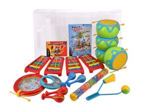 Musik-Kiste für den Kindergarten