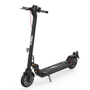 Elektroscooter mit Straßenzulassung (eKFV) Klappbar City Roller  |19 km/h| LCD-Bildschirm-|APP|8,5 Zoll Reifen Vollreifen schwarz,E-Scooter Klappbar E-Bikes Erwachsene E Roller