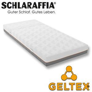 Schlaraffia GELTEX Quantum Touch 180 Gelschaum-Matratze, Härtegrad:H3, Größe:200x190 cm (Sondergröße)