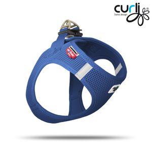 curli Vest Geschirr Air-Mesh blau 2 XS