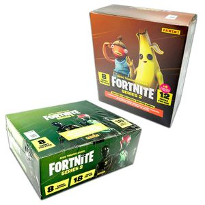 Panini Fortnite Series 2 Trading Cards - One-on-One Bundle