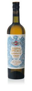 Martini Riserva Speciale Ambrato, 0,75 l, weiß, süß, Wermut Wein, Italien, 18%