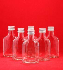 TASCHI-200  20x  GLASFLASCHEN 200 ml Likör-Flasche Schnapsflasche Flasche-leer Flaschen