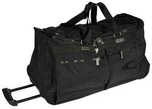 Camel Active Journey Wheeled Travel Bag Black