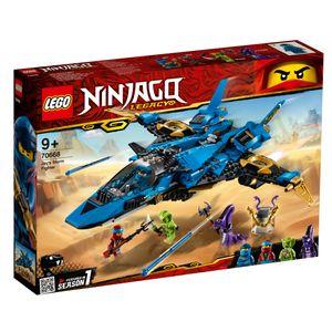 LEGO® NINJAGO Jays Donner-Jet, 70668