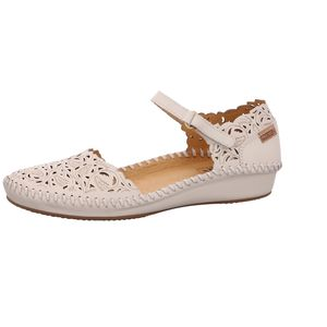 Pikolinos P. Vallarta Damen Sandale in Weiß, Größe 40
