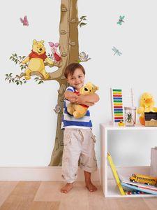 """Disney Wandtattoo von Komar """"Winnie The Pooh Size""""  - Größe 100 x 70 cm"""