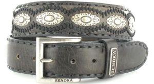 Sendra Boots 7606 Olimpia Antracita, Länge:110
