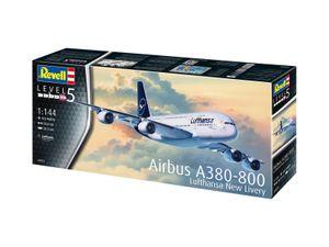 REVELL GmbH & Co.KG Airbus A380-800 Lufthansa 0 0 STK