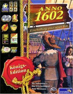Anno 1602 - Königsedition  [EAC]