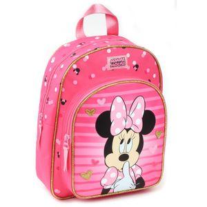 Minnie & Mickey Mouse Rucksäcke Disney Minnie Mouse Kinderrucksack - Looking Fabulous - Rosa