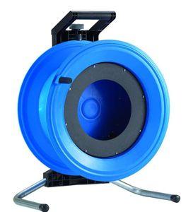 HEDI G4000 Kunststoff-Kabeltrommel Professional Plus 450, leer, blau ****